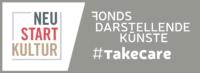 Logo NEUSTART KULTUR #TakeCare